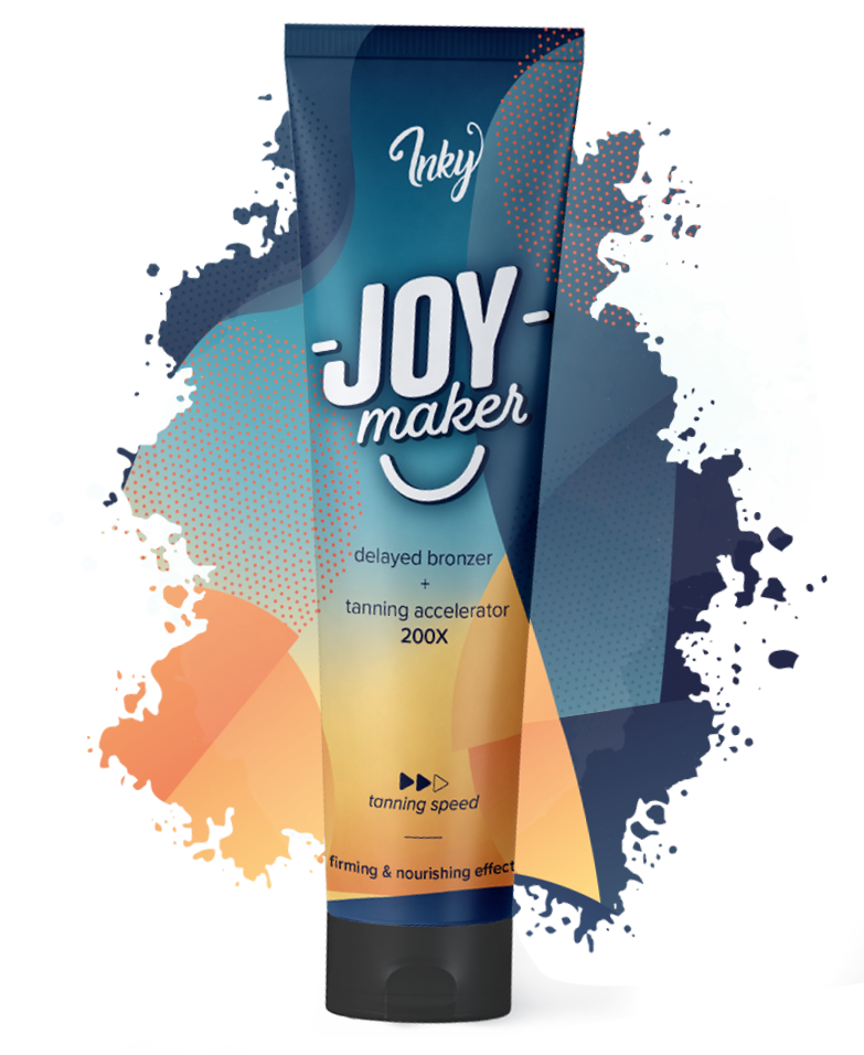 Inky cosmetics Joy Maker